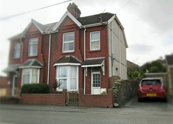 Thumbnail 2 bed semi-detached house for sale in Parkum Villas, Five Roads, Llanelli, Carmarthenshire