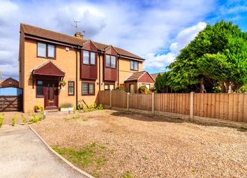 Thumbnail 3 bed semi-detached house for sale in Stonegate Close, Blaxton, Doncaster