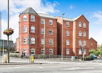 Thumbnail 2 bed flat for sale in Park Road, Ilkeston