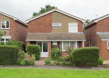 Thumbnail 3 bed detached house to rent in Limetree Close, Grove, Wantage