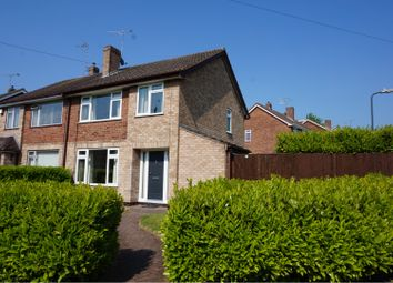 Thumbnail 3 bed semi-detached house for sale in Woodcote Avenue., Kenilworth