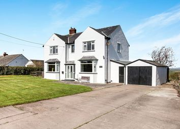 Thumbnail 4 bed detached house for sale in Hayton, Aspatria, Wigton
