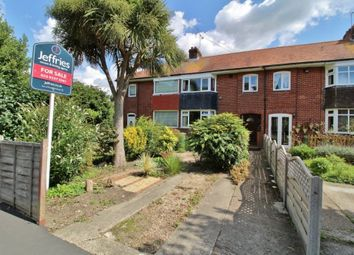 Thumbnail 3 bed terraced house for sale in Waterworks Road, Farlington, Portsmouth