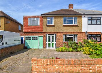 Thumbnail 5 bed semi-detached house for sale in Brunswick Road, Bexleyheath, Kent