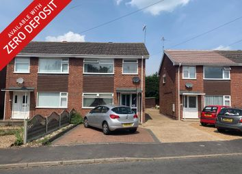 Thumbnail 3 bedroom property to rent in Gaskell Way, King's Lynn
