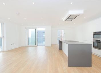 Thumbnail 3 bed flat to rent in Bach House, Nine Elms Point, 50 Wandsworth Road, London
