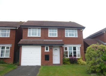 Thumbnail Detached house to rent in Chattaway Drive, Balsall Common, Coventry