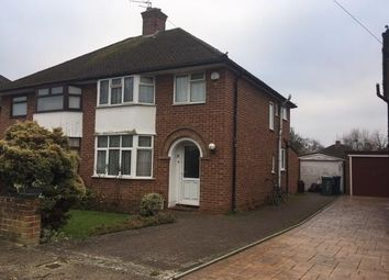 Thumbnail 3 bed semi-detached house to rent in Marston, Oxford