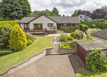 Thumbnail 4 bed detached house for sale in Pinewood, Ancaster Road, Crieff