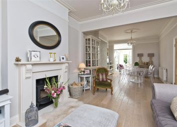 Thumbnail 4 bed terraced house for sale in Lavenham Road, London