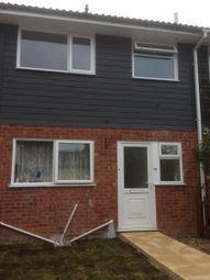 Thumbnail 3 bedroom terraced house to rent in Walnut Tree Walk, Stowmarket