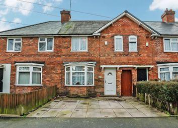 Thumbnail 3 bed terraced house for sale in Peckham Road, Kingstanding, Birmingham
