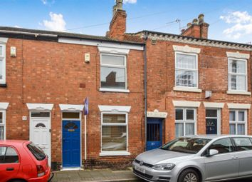 Thumbnail 2 bed terraced house to rent in Russell Street, Loughborough