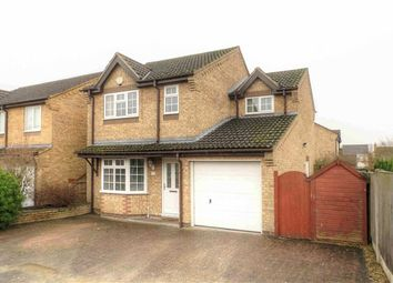 Thumbnail 3 bed property for sale in Dentons Way, Hibaldstow, Brigg
