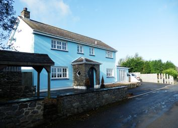 Thumbnail 3 bed detached house for sale in Ffosyffin, Nr Aberaeron