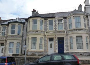 Thumbnail 5 bed terraced house for sale in Derry Avenue, Plymouth