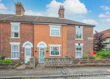 Thumbnail 3 bed terraced house for sale in Queens Road, Beccles