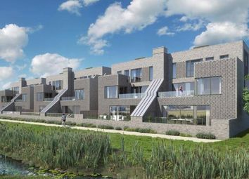 Thumbnail 4 bed town house for sale in The Cambridge At Stallan Close, Trumpington, Cambridge