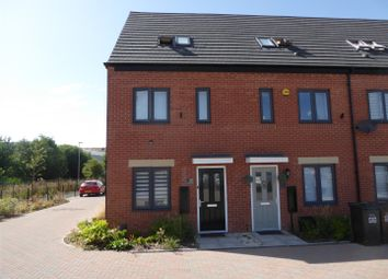 Thumbnail 3 bedroom terraced house for sale in Uxbridge Close, Wolverhampton