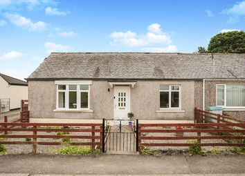 Thumbnail 2 bed bungalow for sale in East Road, Lowthertown, Annan