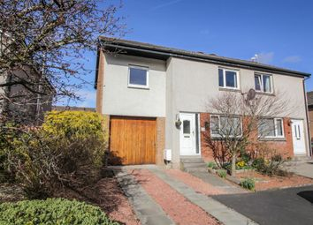 Thumbnail 3 bed semi-detached house for sale in 20 Wishart Drive, Stirling