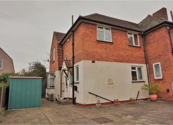 Thumbnail 3 bed semi-detached house for sale in Ford Road, Dagenham