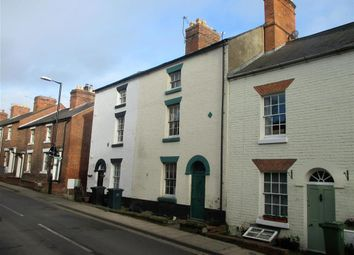 Thumbnail 3 bed end terrace house for sale in New Street, Shrewsbury