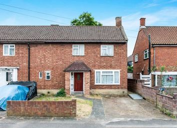 Thumbnail 4 bed end terrace house for sale in Gosbury Hill, Chessington, Surrey