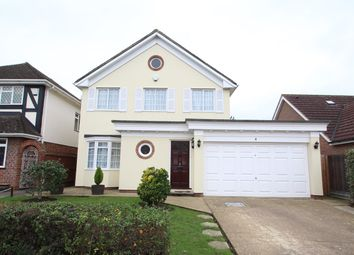 Thumbnail 4 bed detached house for sale in Buckingham Close, Petts Wood, Orpington