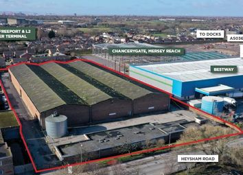 Thumbnail Industrial to let in Heysham Road, Aintree, Liverpool