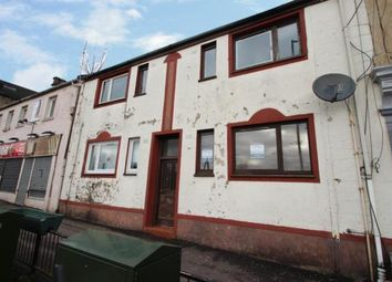 Thumbnail 1 bedroom flat for sale in Stirling Street, Airdrie, North Lanarkshire
