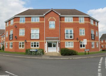 Thumbnail 2 bed flat for sale in Mimosa Close, Nuneaton