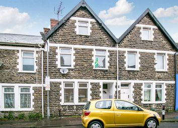 3 bed terraced house for sale in High Street, Barry CF62