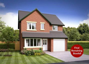 Thumbnail 4 bed detached house for sale in The Bowfell - Plot 16, Barrow-In-Furness, Cumbria