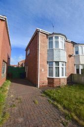 Thumbnail 2 bed semi-detached house for sale in Coquetdale Avenue, Walker, Newcastle Upon Tyne