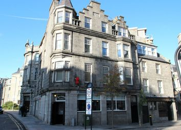 Thumbnail 2 bed flat for sale in Trinity Street, Aberdeen