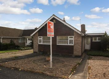 Thumbnail 3 bed detached bungalow for sale in Waterfield Road, Cropston, Leicester