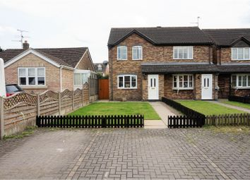 Thumbnail 2 bed semi-detached house for sale in St. Francis Court, North Hykeham