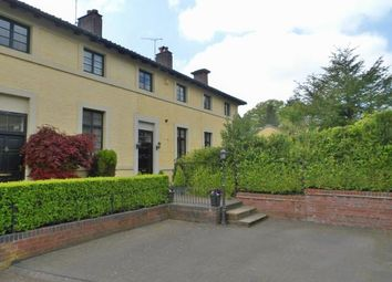 Thumbnail 2 bed town house for sale in Trentham Court, Park Drive, Stoke-On-Trent, Staffordshire