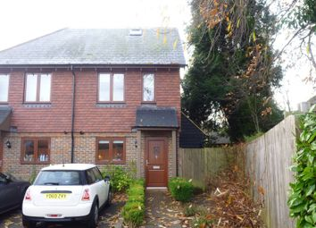 Thumbnail 3 bed semi-detached house to rent in Clenches Farm, Clenches Farm Road, Sevenoaks