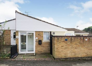 Thumbnail 3 bedroom terraced bungalow for sale in Wingfield, Orton Goldhay, Peterborough
