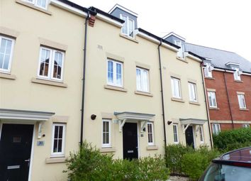 Thumbnail 3 bed terraced house for sale in Seymour Way, Magor, Caldicot