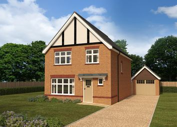 "Thumbnail 3 bedroom detached house for sale in ""Warwick"" at Heol Rufus, Radyr, Cardiff"