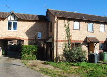 Thumbnail 2 bed terraced house to rent in Thyme Close, Thetford, Norfolk