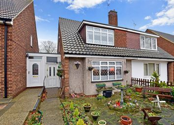 Thumbnail 3 bed semi-detached house for sale in Woolwich Road, Upper Belvedere, Kent
