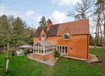 Thumbnail 4 bed detached house for sale in Fryland Lane, Wineham, Henfield, West Sussex