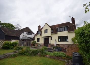 Thumbnail 3 bed detached house to rent in Church End, Broxted, Broxted