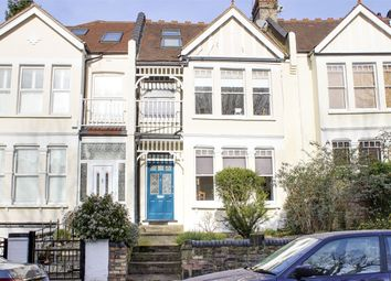 Thumbnail 5 bed terraced house for sale in Park Avenue South, Crouch End, London