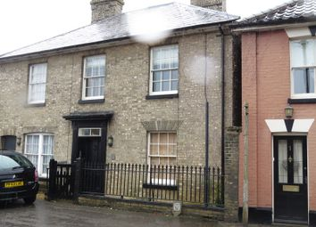 Thumbnail Semi-detached house to rent in Market Place, Kenninghall, Norwich