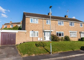 Thumbnail 4 bedroom semi-detached house for sale in Haddon Close, Rushden